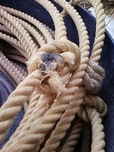 grass rope