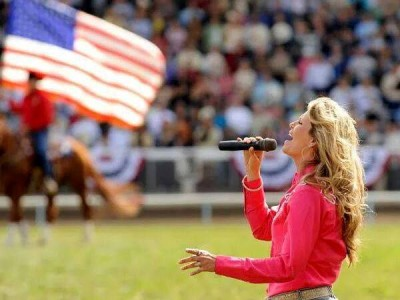 National Anthem Etiquette For Rodeo And Equestrian Events