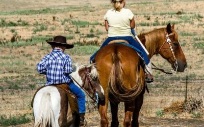 5 Valuable Life Lessons Ranch Kids Learn For Free