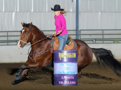 Episode 50: The Art Of Barrel Racing With Heather Smith