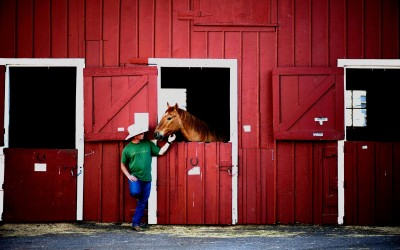 "Is The Dreaded ""E-Word"" Holding You Back From Your Horse Goals?"